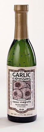 Garlic-Expressions-Classic-Vinaigrette-Salad-Dressing-Marinade-6-Pack-0