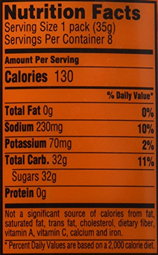 Gatorade-Perform-02-Powder-Packet-G-Orange-8-123-oz-35g-packs-Net-wt-98-oz-280-g-0-0