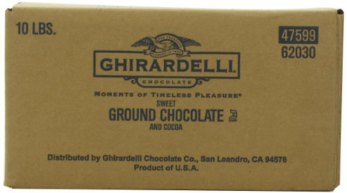 Ghirardelli-Chocolate-Sweet-Ground-Chocolate-Cocoa-Beverage-Mix-10-Pound-Package-0