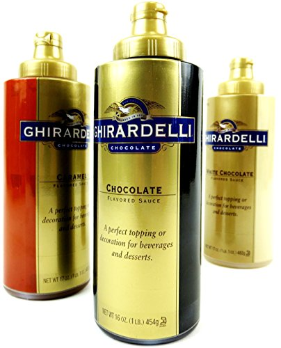 Ghirardelli-Gourmet-Sauces-3-Flavor-Variety-One-16-oz-Squeeze-Bottle-Each-of-Chocolate-White-Chocolate-and-Caramel-Flavored-Sauce-in-a-Gift-Box-0-0