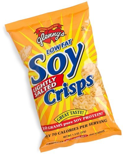 Glennys-Low-Fat-Soy-Crisps-Lightly-Salted-13-Ounce-Bags-Pack-of-24-0