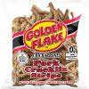 Golden-Flake-Pork-Cracklins-WRed-Pepper-Seasoning-350-oz-Pack-4-0