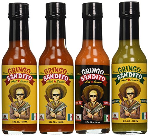 Gringo-Bandito-Hot-Sauce-5-Ounce-Pack-of-4-0