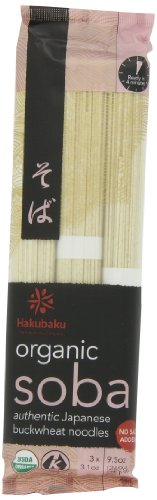 Hakubaku-Organic-Soba-Authentic-Japanese-Buckwheat-Noodles-no-salt-added-95-Ounce-Pack-of-8-0