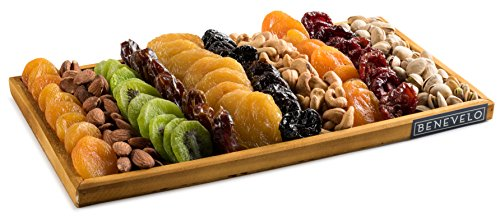 Happy-Fathers-Day-Gourmet-Gift-Tray-Dried-Fruits-Nuts-Platter-in-a-Reusable-Wooden-Display-Tray-Great-Gift-Idea-By-Benevelo-Gifts-0-0