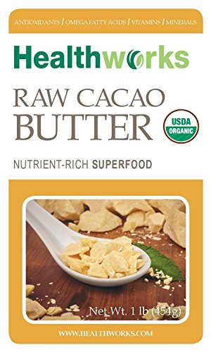 Healthworks-Cacao-Butter-16-oz-Raw-Organic-USDA-Certified-1-lb-0-1