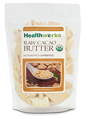 Healthworks-Cacao-Butter-16-oz-Raw-Organic-USDA-Certified-1-lb-0