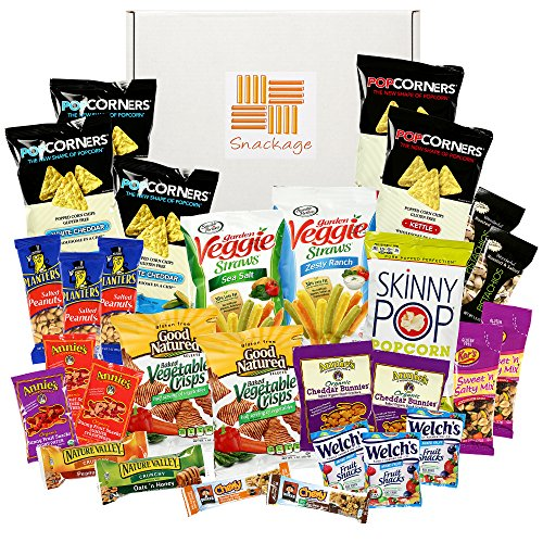 Healthy-Snacks-Care-Package-by-Snackage-31-Count-0