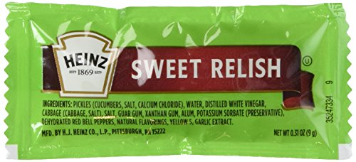 Heinz-Sweet-Relish-031-Ounce-Single-Serve-Packages-Pack-of-200-0