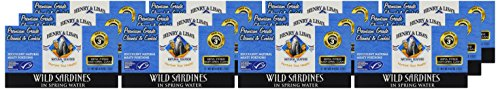 Henry-Lisas-Natural-Seafood-Wild-Sardines-in-Spring-Water-425-Ounce-Pack-of-12-0-0