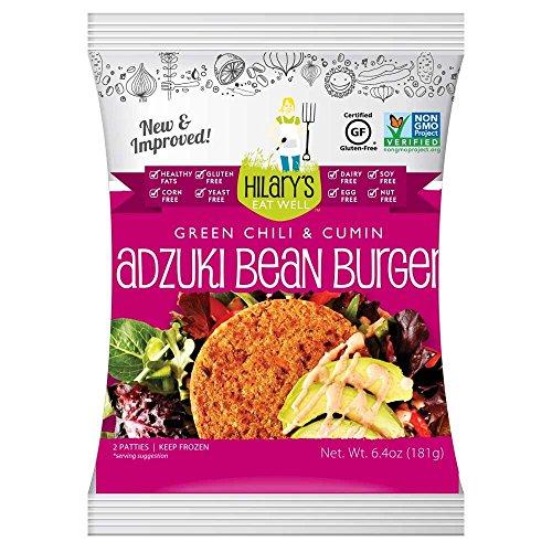 Hilarys-Eat-Well-Adzuki-Bean-Burger-64-ounce-12-packs-per-case-0