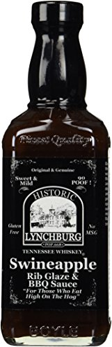 Historic-Lynchburg-Tennessee-Whiskey-Swineapple-Rib-Glaze-Dippin-Sauce-0