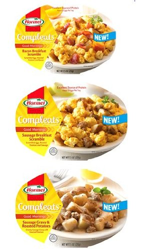 Hormel-Compleats-GOOD-MORNINGS-BREAKFAST-VARIETY-PACK-2-Bowls-of-Sausage-Breakfast-Scramble-2-Bowls-of-Bacon-Breakfast-Scramble-and-2-Bowls-of-Sausage-Gravy-Roasted-Potatoes-Pack-of-6-0