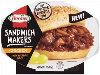 Hormel-Sandwich-Makers-Chicken-with-Barbecue-Sauce-75-oz-Pack-Of-6-0