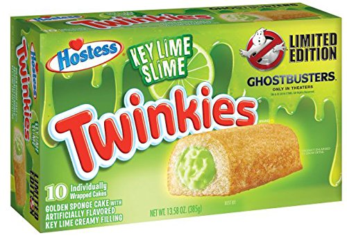 Hostess-Ghostbusters-Key-Lime-Slime-Twinkies-LIMITED-EDITION-0
