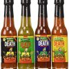 Hot-Sauce-Gift-Set-Blairs-Mini-Death-Hot-Sauce-4-Pack-2oz-Bottles-0