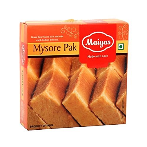 Indian-sweet-Maiyas-Special-Mysore-pak-250g-for-you-0