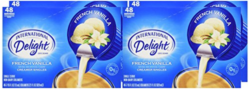 International-Delight-Singles-Coffee-Creamer-French-Vanilla-48-Count-Pack-of-4-0-0
