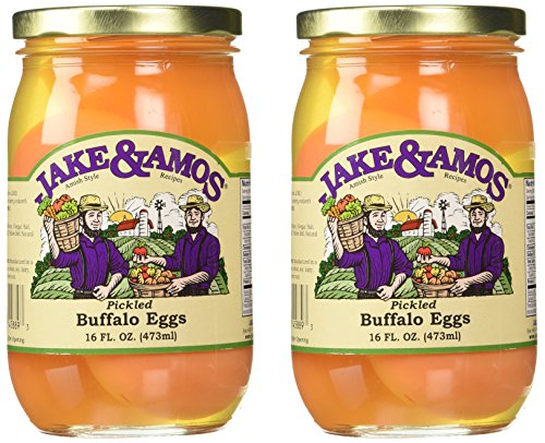 Jake-Amos-Pickled-Buffalo-Eggs-2-16-Oz-Jars-0