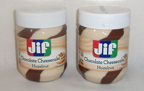 Jif-Chocolate-Cheesecake-Hazelnut-Spread-13-Ounce-2-Pack-0