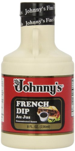Johnnys-French-Dip-Concentrated-Au-Jus-Sauce-8-Ounce-Jugs-Pack-of-6-0