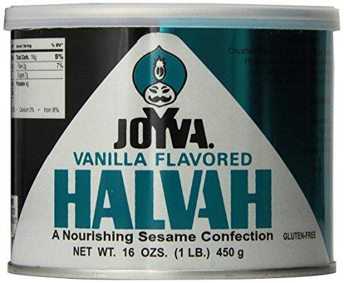Joyva-Vanilla-Halvah-16-oz-0