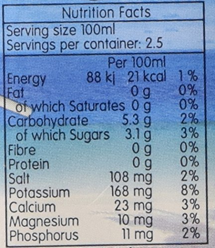 KOH-Coconut-Water-845-Ounce-Pack-of-24-0-0