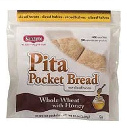 Kangaroo-Pita-Pocket-Precut-Wheat-12-Ounce-Pack-of-12-0