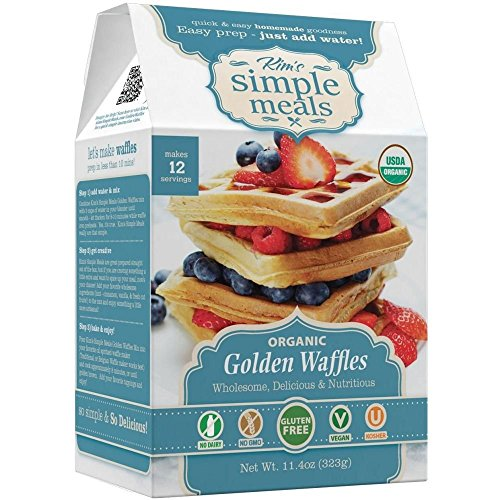 Kim-SimpleOrganic-Ksm-Golden-Waffles-114-Oz-Pack-Of-6-0
