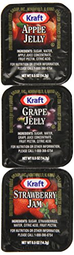 Kraft-Jelly-Grape-Strawberry-Apple-05-Ounce-Cups-Pack-of-200-0