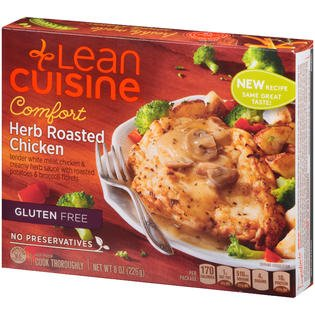 LEAN-CUISINE-HERB-ROASTED-CHICKEN-FROZEN-FOOD-8-OZ-PACK-OF-4-0