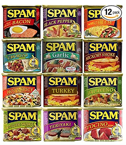 Large-Spam-Lovers-Sampler-12oz-Cans-Pack-of-12-Different-Flavors-0