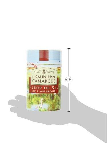 Le-Saunier-De-Camargue-Fleur-De-Sel-Sea-Salt-3527-Ounce-1-Kg-Canister-0-1