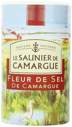 Le-Saunier-De-Camargue-Fleur-De-Sel-Sea-Salt-3527-Ounce-1-Kg-Canister-0