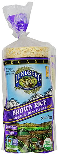 Lundberg-Organic-Brown-Rice-Cake-Unsalted-85-Ounce-Units-Pack-of-12-0