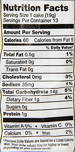 Lundberg-Organic-Brown-Rice-Cakes-Lightly-Salted-85-Ounces-Pack-of-12-0-0