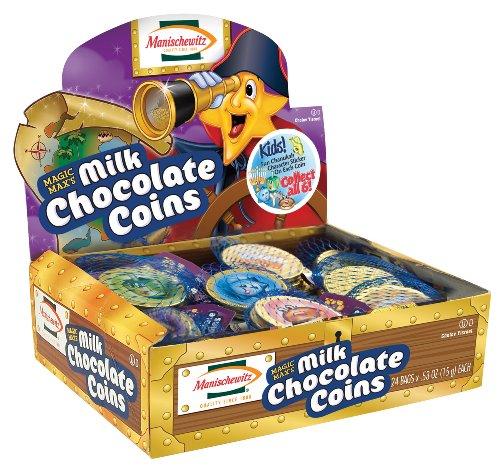 Manischewitz-Magic-Maxs-Milk-Chocolate-Coins-53-oz-Pack-of-24-0