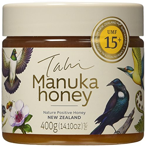 Manuka-Honey-UMF15-eco-friendly-raw-and-pure-400gram-141oz-by-Tahi-0-0
