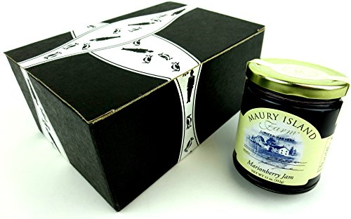 Maury-Island-Limited-Harvest-Marionberry-Jam-11-oz-Jar-in-a-Gift-Box-0