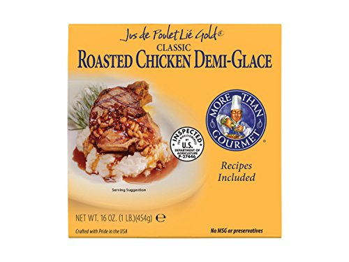 More-Than-Gourmet-Jus-De-Poulet-Lie-Gold-Roasted-Chicken-Demi-glace-16-Ounce-Packages-0