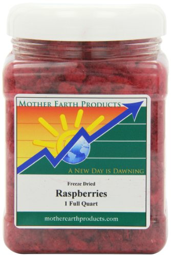 Mother-Earth-Products-Freeze-Dried-Raspberries-1-Full-Quart-0