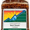 Mother-Earth-Products-Textured-Vegetable-Protein-Beef-Chunks-1-Full-Quart-0