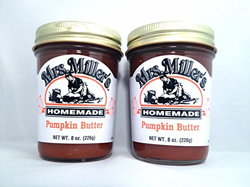 Mrs-Millers-Amish-Homemade-Pumpkin-Butter-8-Oz-Pack-of-2-Boxed-0