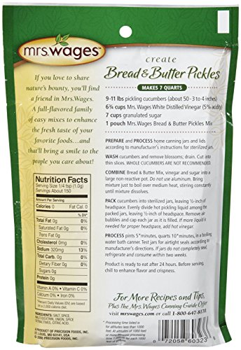 Mrs-Wages-Bread-n-Butter-Pickle-Mix-530-Ounce-Packets-Pack-of-6-0-0