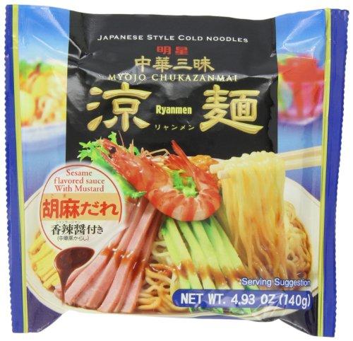 Myojo-Chukazanmai-Hiyashi-Chuka-Instant-Cold-Noodles-493-Ounce-Pack-of-6-0