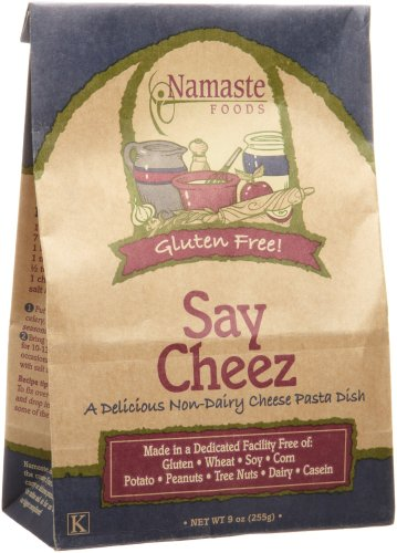 Namaste-Foods-Gluten-Free-Say-Cheez-Non-Dairy-Macaroni-Cheez-Dinner-9-Ounce-Boxes-Pack-of-6-0-0