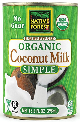 Native-Forest-Simple-Organic-Unsweetened-Coconut-Milk-135-Fluid-Ounce-Pack-of-12-0