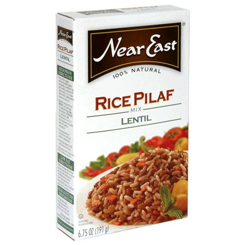 Near-East-Lentil-Rice-Pilaf-Mix-675-Ounce-Boxes-Pack-of-12-0