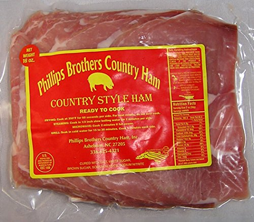 North-Carolina-Country-Ham-Biscuit-Cuts-1-Lb-Pkg-0