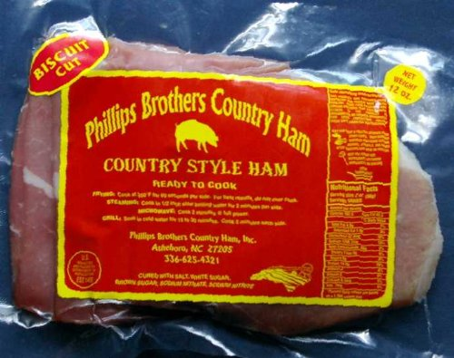 North-Carolina-Country-Ham-Biscuit-Cuts-1-Lb-Pkg-3-Pack-0